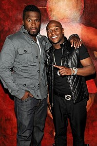 "Scream 4 New York Screening After Party Hosted By Curtis ""50 Cent"" Jackson & Harvey Weinstein"