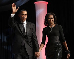 President Barack Obama Speaks At Annual Phoenix Awards