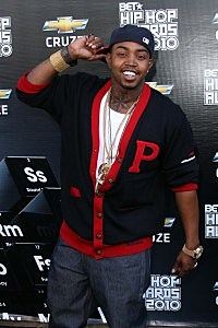 Lil Scrappy BET Hip Hop Awards 2010 - Arrivals