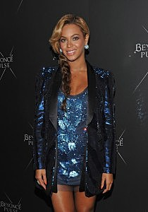 Beyonce Pulse Fragrance Launch