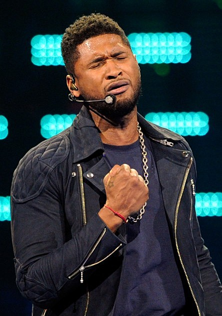 Usher-iHeartRadio Music Festival - Day 2 - Show