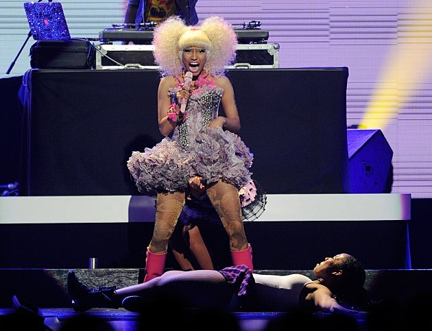 Nicki Minaj-iHeartRadio Music Festival - Day 2 - Show