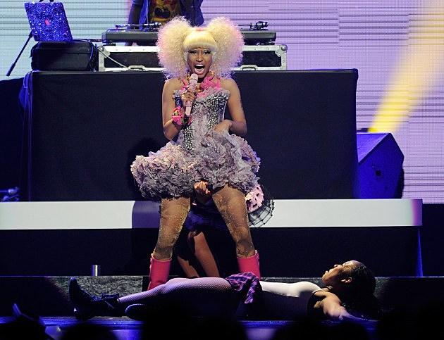 Nicki Minaj-iHeartRadio Music Festival - Day 2 - Show