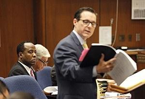 Dr. Conrad Murray Trial