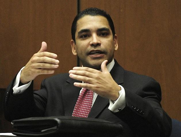 Orlando Martinez-Dr. Conrad Murray Trial