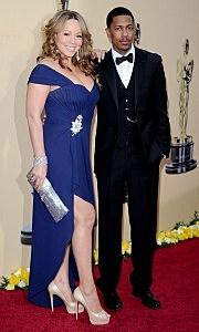 Nick Cannon & Mariah Carey 82nd Annual Academy Awards - Arrivals