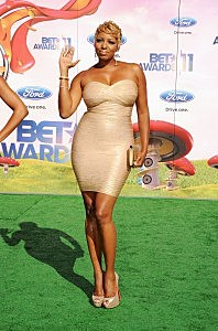BET Awards '11 - Arrivals