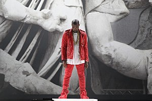 Kanye West-Splendour In The Grass - Day 1