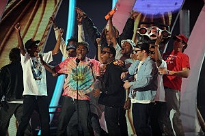 Odd Future-2011 MTV Video Music Awards - Show