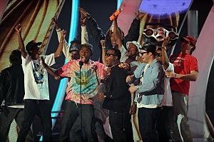 Odd Future-2011 MTV Video Music Awards - Show