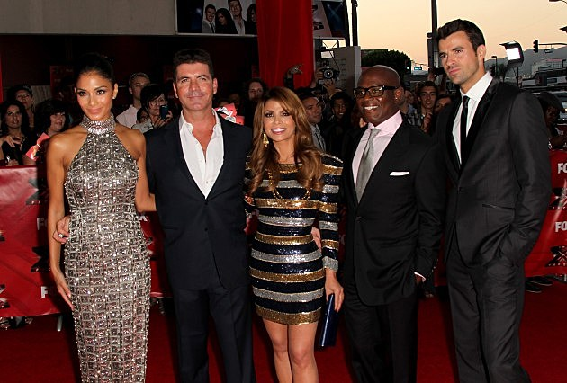 "Premiere Of Fox's ""The X Factor"" - Arrivals"