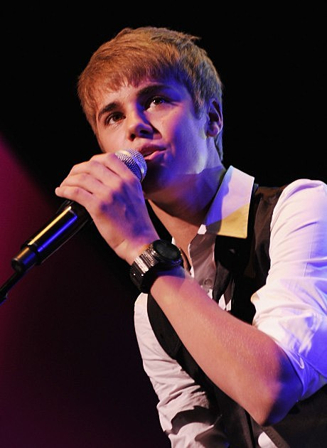 Justin Bieber-33rd Annual Georgia Music Hall Of Fame Awards - Show
