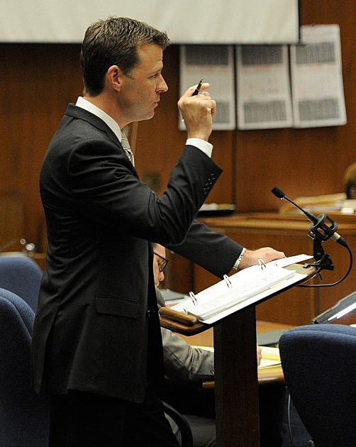 Lead Prosecutor David Walgren-Dr. Conrad Murray Trial