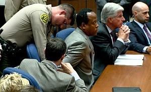 Jury Reaches Verdict In Dr. Conrad Murray Trial
