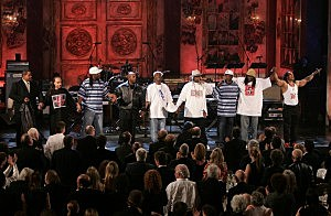 2007 Rock And Roll Hall Of Fame Induction Ceremony - Show