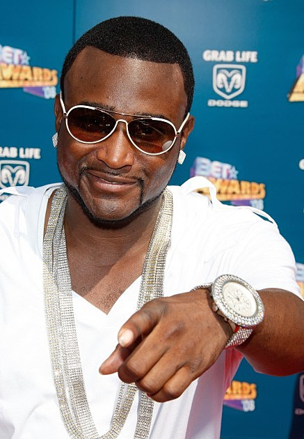 Shawty Lo-BET Awards 2008 - Arrivals