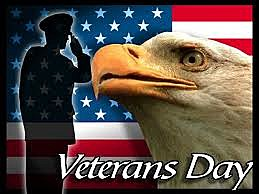 Honoring Those Who Serve, Happy Veterans Day