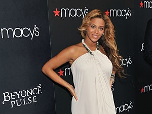 Beyonce Pulse Fragrance Launch