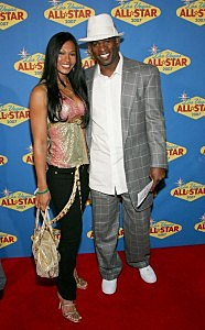 2007 NBA All-Star Game Celebrity Arrivals