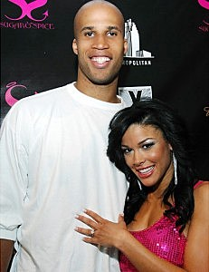 Richard Jefferson & Kesha Nichols