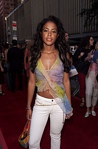 Planet of the Apes World Premiere - Aaliyah
