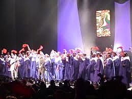 The NFL Players Choir