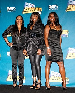 BET Awards 2008 - Press Room