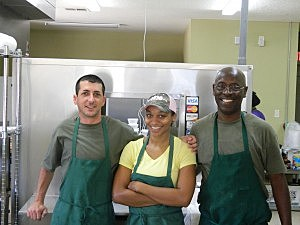 Big Al's Eatery Owner Alvin Brass and Staff