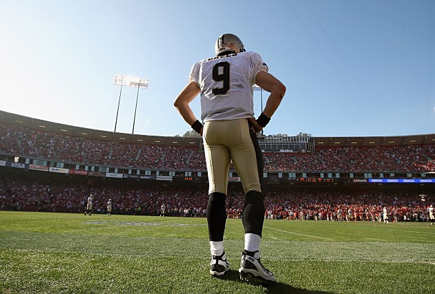 Drew Brees/Saints Quarterback