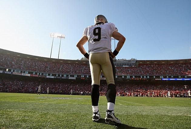 Drew Brees/Saints Quarterback
