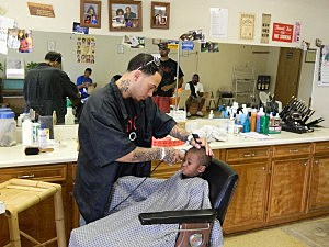 Young Listeners Getting That Shape Up For School