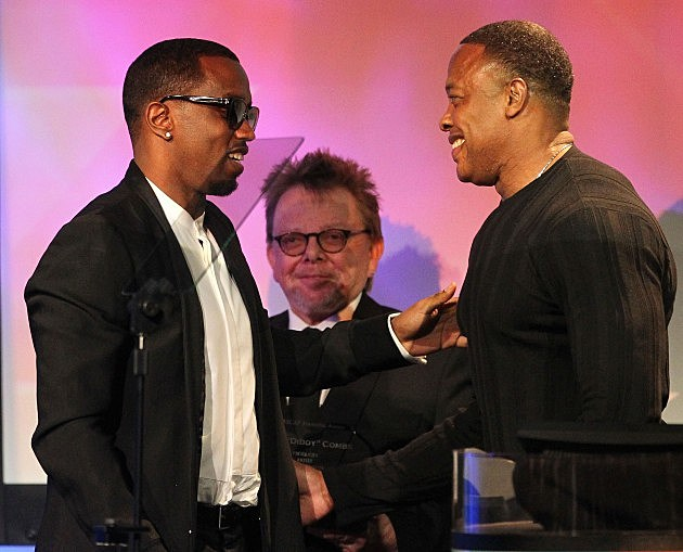 Diddy & Dr. Dre
