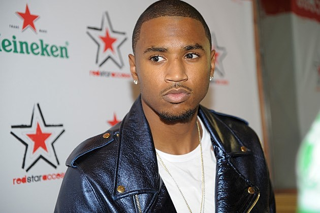 Trey Songz @ Heineken Red Star Access Atlanta August 26, 2012