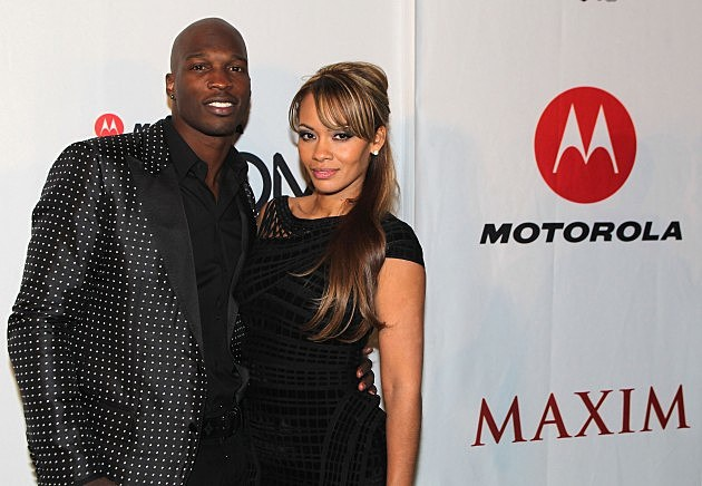 Chad Johnson & Evelyn Lozada