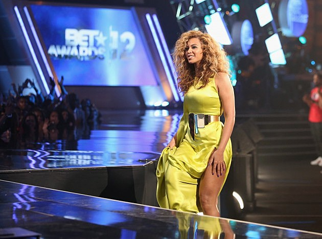 Beyonce @ 2012 BET Awards