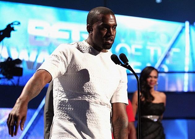 Kanye West @ 2012 BET Awards