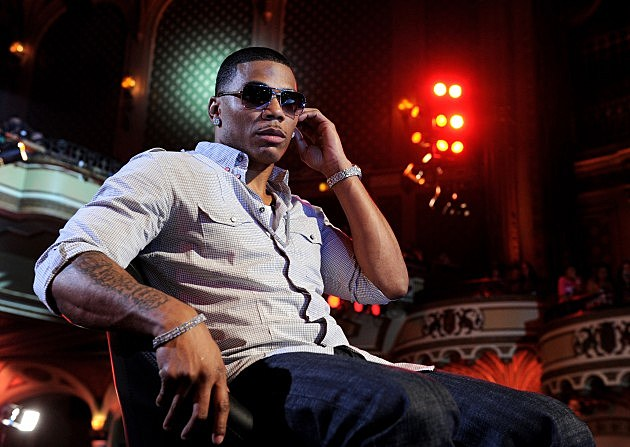 "Nelly @ ""The Next"" Taping in L.A."