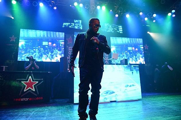 Nas @ Heineken Red Star Access Chicago Aug 18, 2012