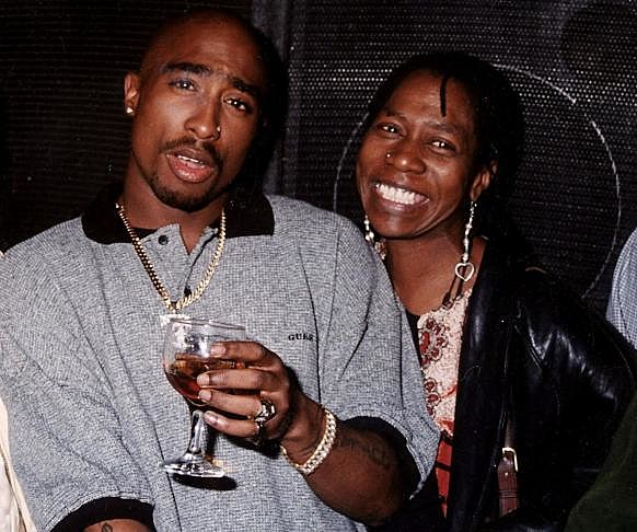 Afeni Shakur sues E1 For $1.1 Million dollars over sons unpaid royalties.