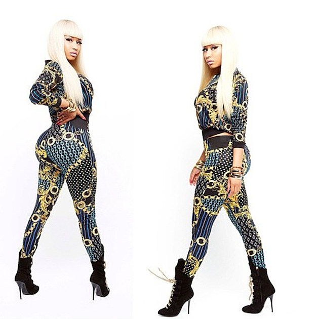 Nicki Minaj will premeire her new clothing line for KMart in October.