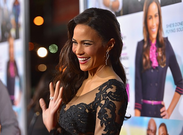 Paula Patton at Premiere of 'Baggage Claim'