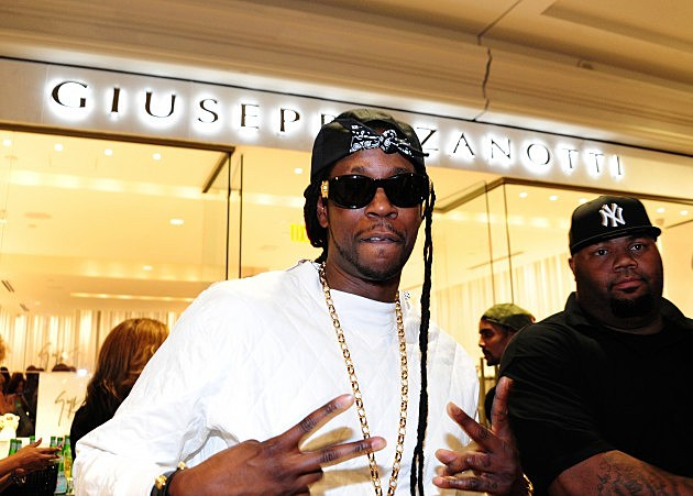 2 Chainz @ Opening Party For Giuseppe Zanotti Store At Phipps Plaza Hosted by Zanotti And Rico Love