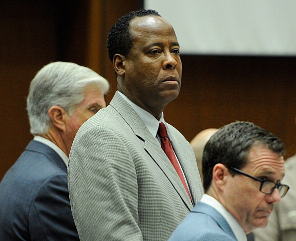 Conrad Murray released from prison after serving only two years for killing Michael Jackson