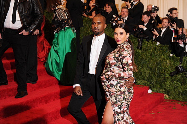 Kim and Kanye look to sue person who leaked their engagement video.