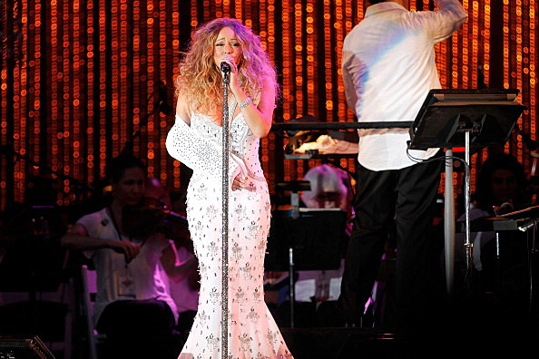 Mariah Carey takes to Facebook to announce a new single is on the way.