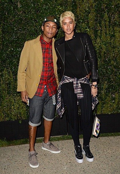 Pharrell and Helen Lasichanh are getting ready to tie the knot for the second time this weekend.