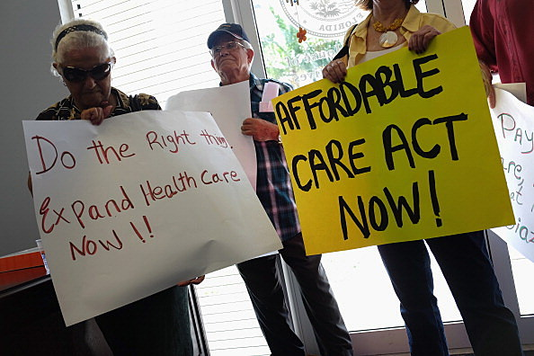 Don't be deceived, get the facts about the Affordable Health Care Act at www.healthcare.gov/