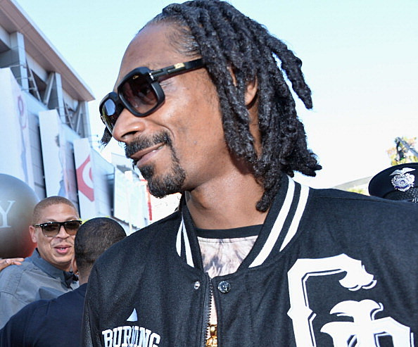 Snoop Lion attends the 2013 ESPY Awards - Red Carpet