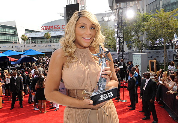Tamar Braxton is gearing up to drop a Christmas album this November