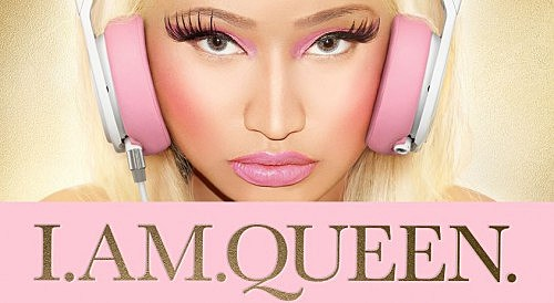 Just In Time For Christmas Nicki Minaj Unveils Her New Headphones ...